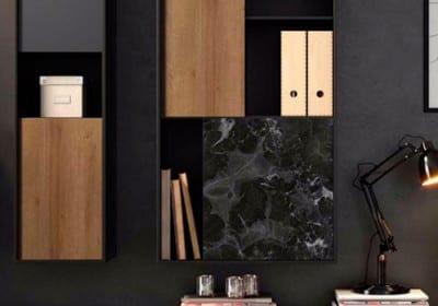 Como nasce o decor que reveste móveis e pisos?