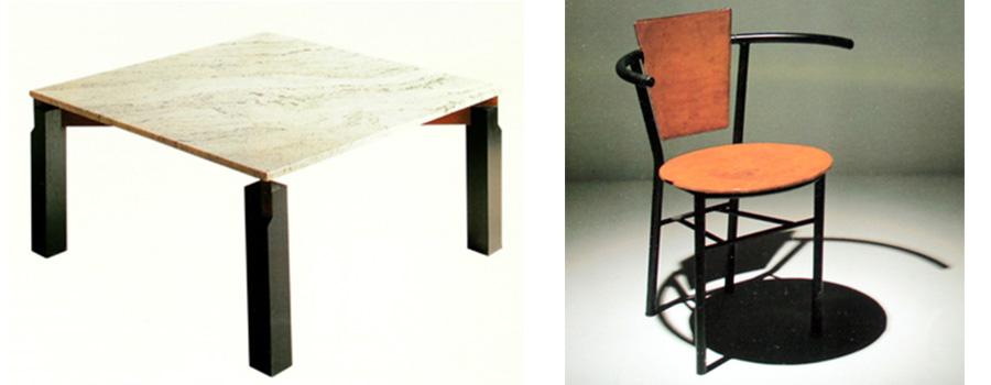 Mesa Made in Brasil e Cadeira Minus