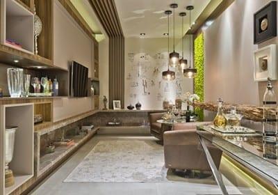 Casa Cor PR: Ambientes exploram diversos estilos