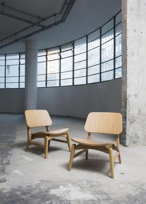 O designer uruguaio Claudio Sibille concebeu a Poltrona Leo