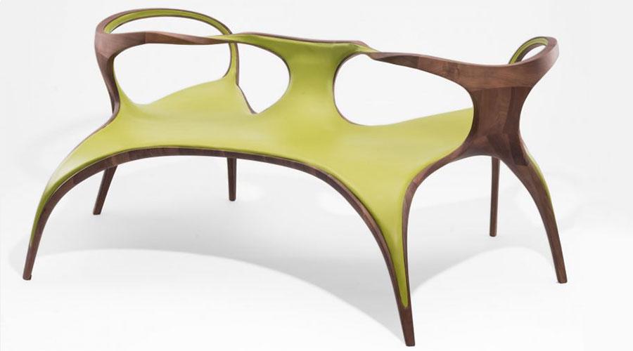 Cadeira dupla da coleção UltraStellar