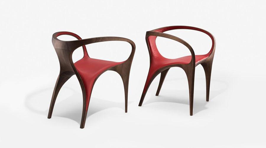 Cadeira de jantar da coleção UltraStellar
