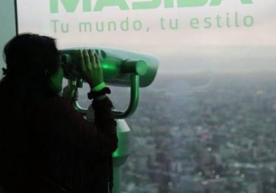 O estudante mexicano Rodrigo Ambrosio Flores García venceu a final internacional do Concurso de Design Masisa 2016