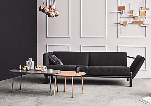 O conceito Tinted Black é sinônimo de uma relaxante sensação de bem-estar e conforto visual na decoração e projetos de móveis e interiores. Confira proposta de decors e desenhos da Schattdecor