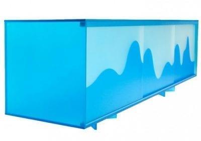 Glass 11 = vidro + móveis + design contemporâneo