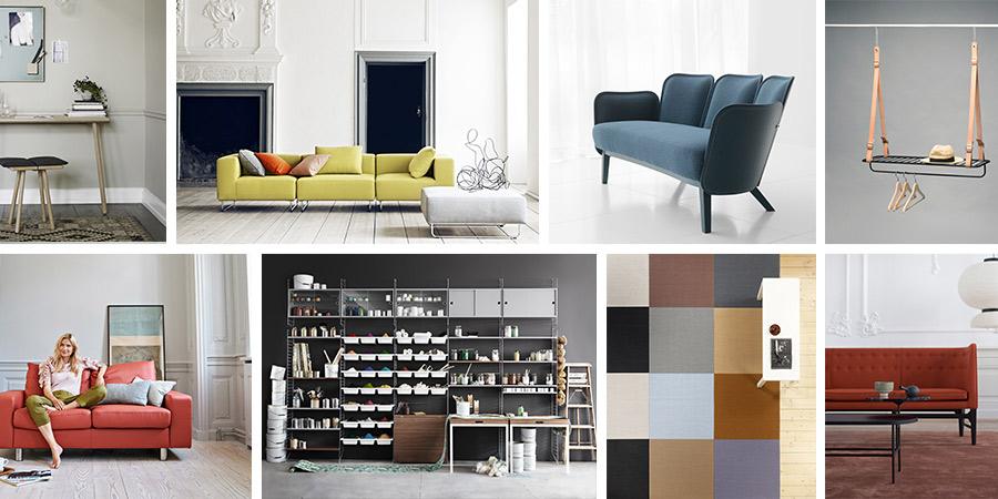 Entre as tendências da Imm Cologne temos a volta de projetos de mobiliário que remetem a década de 70 e a força do design escandinavo