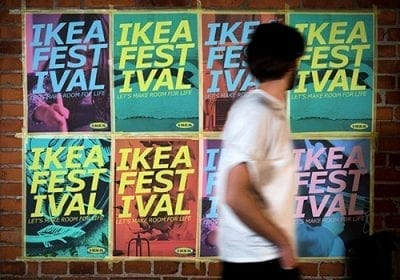 Delaktig: os planos da IKEA para a sala de estar do futuro