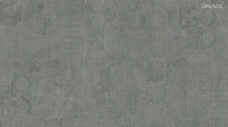 Padrão Oriente - SMART HOME. Trendbook 2018 Schattdecor apresentado na Interzum