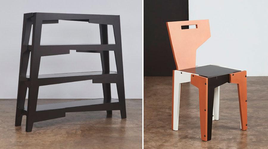 Tok&Stok destaca que os Irmãos Campana sentiam o desejo de ter uma linha de móveis de madeira feita sob medida para o mercado brasileiro