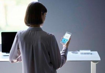 Sistema da Herman Miller planeja a criação de móveis inteligentes no escritório. Live Os promete ajudar na postura, nas pausas e no bem-estar