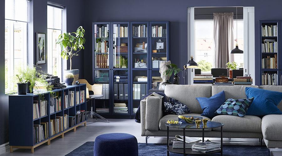 Com o catálogo 2018, IKEA diz estar encorajando as pessoas a criarem espaço para suas necessidades e sonhos. Foco está na sala de estar