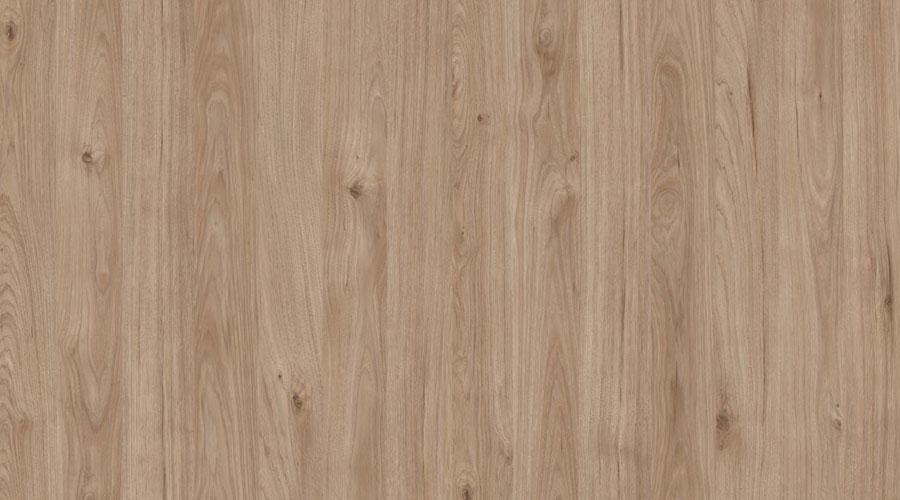 Outros decors em destaque, presentes na coleção Hybrid Classics da Schattdecor, são os madeirados Jackson Hickory e Kitami