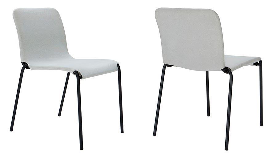Na categoria Mobiliário o primeiro lugar no Prêmio Design MCB ficou com a Cadeira C66, de José Machado. A produção é da Carbono Design