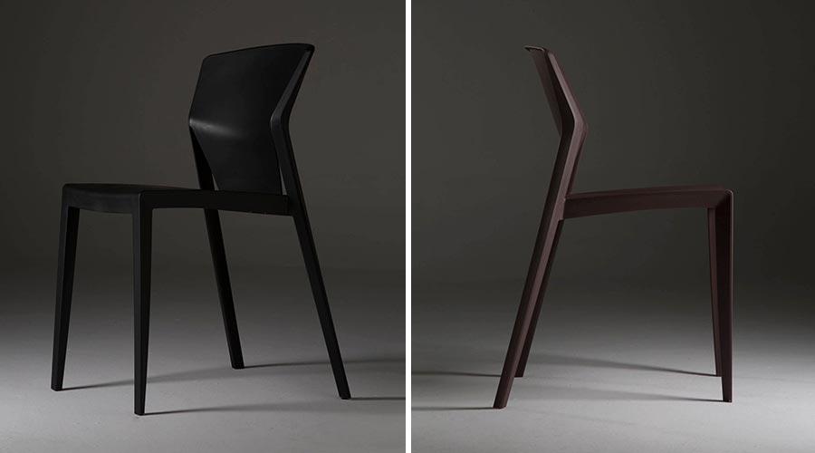 Cadeira Serelepe, de Guto Indio da Costa (A.U.D.T.). Segundo lugar no Prêmio Design MCB 2017
