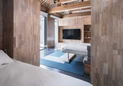 É preciso aliar design e função nos móveis para que os interiores atendam a tendência Micro Housing