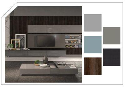 Paleta de cores para arquitetos e designers