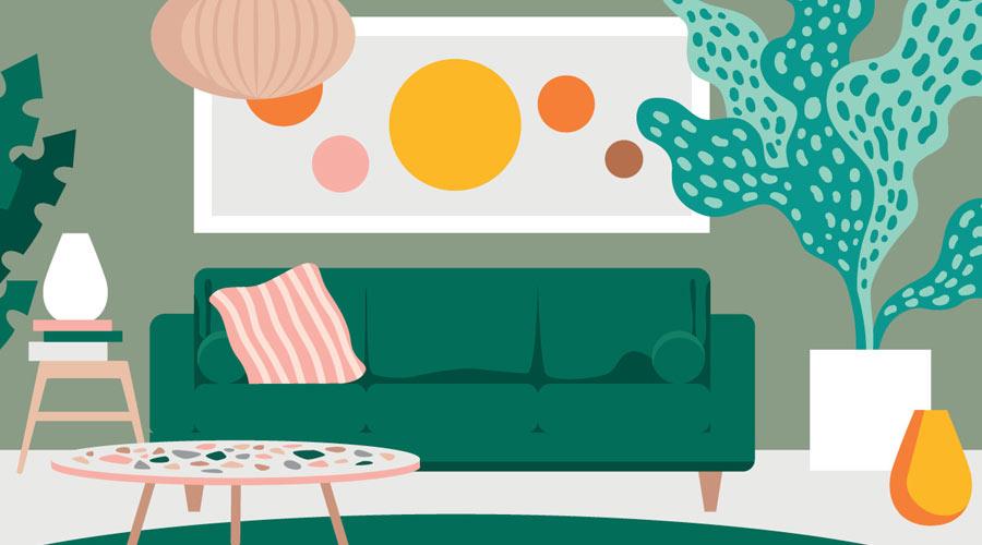 No campo da decoração, segundo o Pinterest, há mais de 14 bilhões de ideias relacionadas. Dicas simples e práticas surgem como tendências de 2018