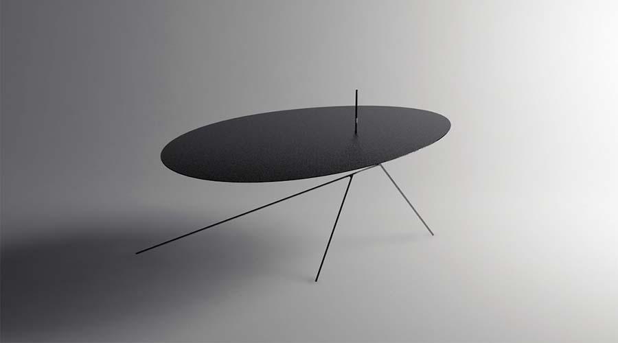 Mesa Chieut, de Seung Jun Jeong, vencedora do A' Design Award