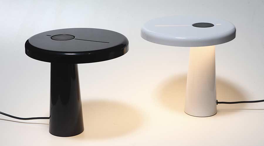 Hoop Lamp, de Daniel Simonini e Niccolo Adolini para Martinelli Luce no Prêmio Salão Design 2018