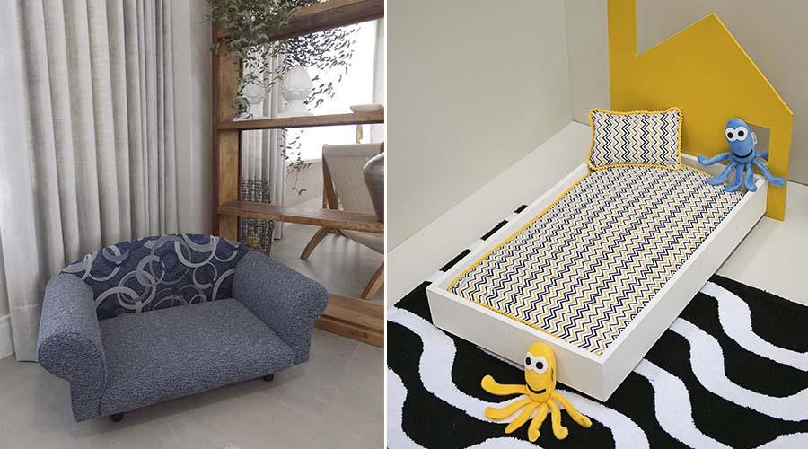 PET: Beijo de Focinho aposta em design de móveis para os filhos com patas