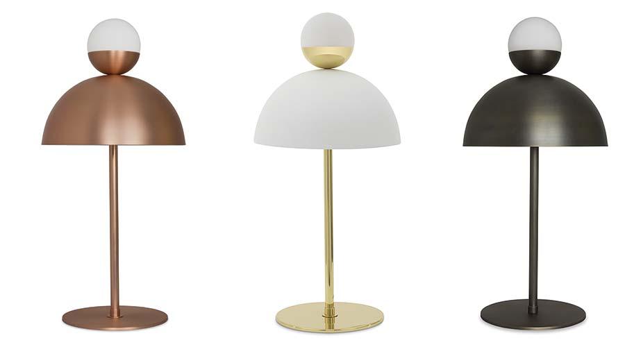 Observando os últimos lançamentos de luminárias criadas pela designer e arquiteta Ana Neute é fácil perceber que a jovem tem talento