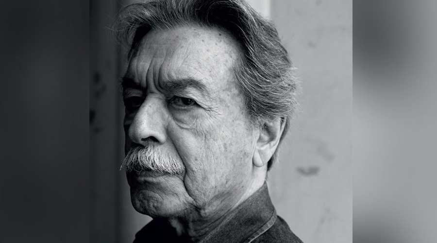 O arquiteto Paulo Mendes da Rocha é um dos palestrantes da feira Expo Revestir
