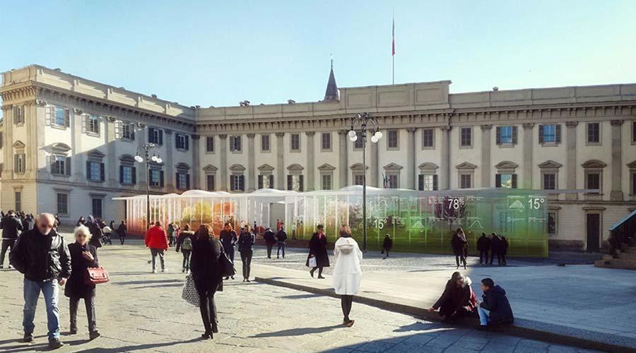 Salão do Móvel de Milão se estenderá para as ruas da cidade, com o projeto Salone Living Nature. A La Natura dell'Abitare