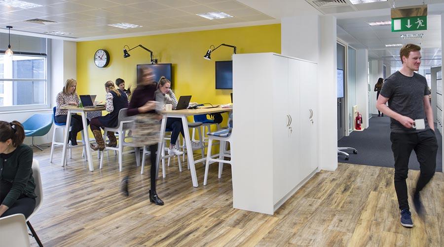 O local de trabalho está mudando rapidamente e as empresas devem estar preparadas para adaptar todos os aspectos