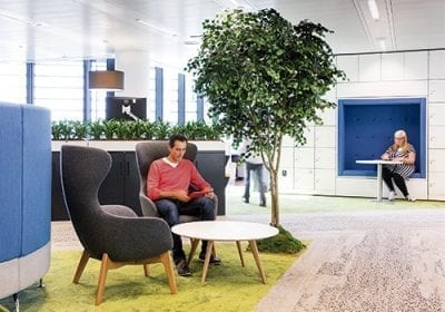 Fabricante de móveis para escritórios, a Spacestor cita oito tendências para criar novos espaços de trabalho