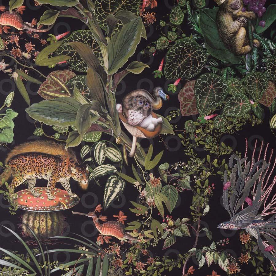 """Inspirada por desenhos de animais extintos, a Moooi celebrou a diversidade da natureza e estimulou os limites da imaginação com o """"Museu de Animais Extintos"""""""