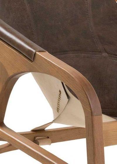 Para explicar seu processo criativo, a designer Rejane Carvalho Leite revela como desenhou a Cadeira Asa e a Poltrona Jóquei