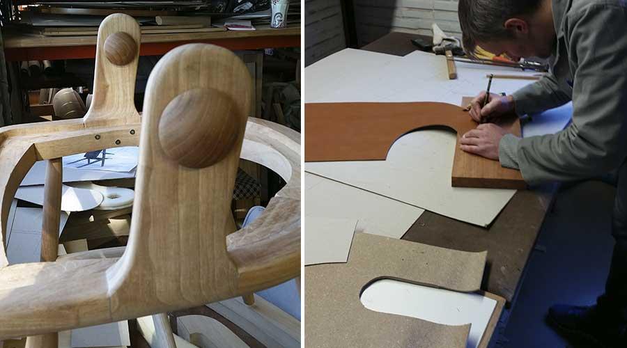 Arquiteta diz que é importante os designers se manterem atualizados sobre tudo o que envolve a produção do mobiliário