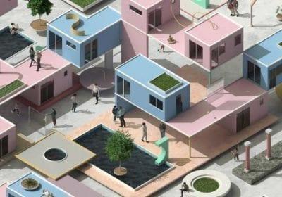Coabitação: solução para o futuro do morar?
